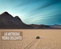 Las Misteriosas Piedras Deslizantes de Racetrack Playa