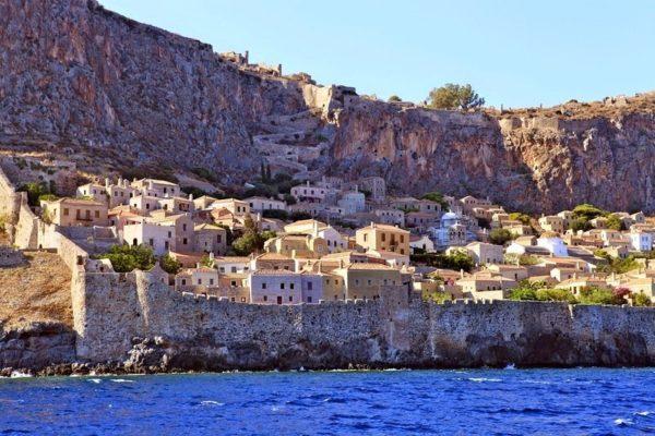 monemvasia grecia