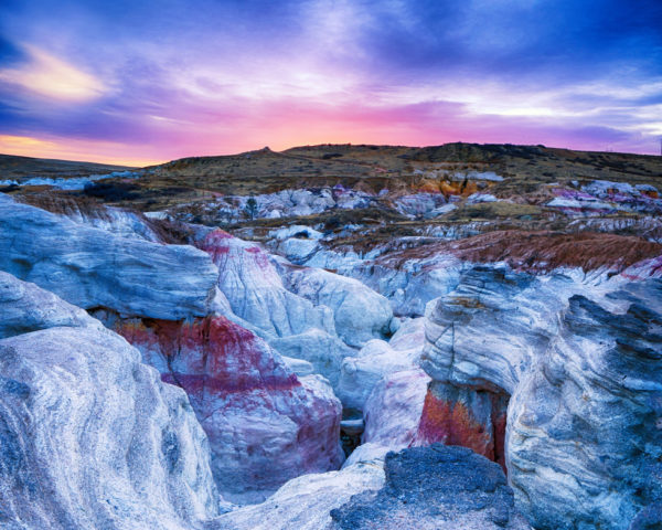 Paint Mines Interpretive Park