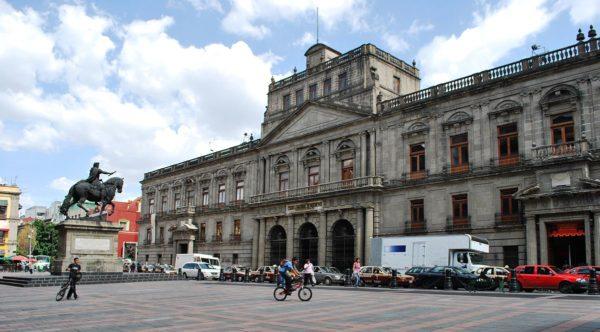 Palacio de Minería en Ciudad de México