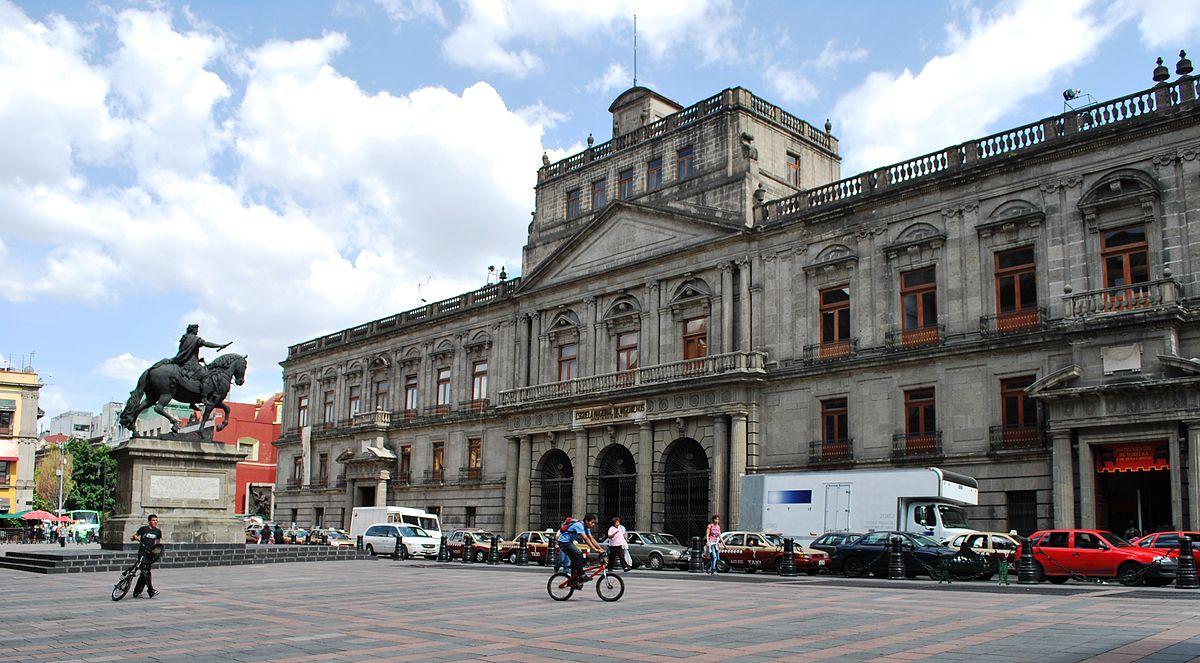 Estos son los 5 edificios más antiguos de la ciudad de méxico coyotitos