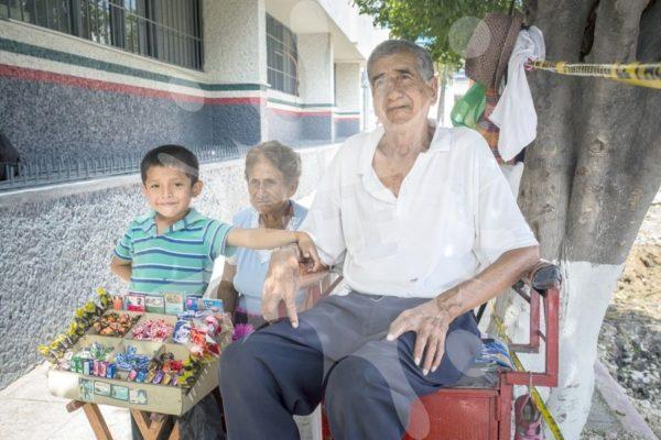 5 de mayo en Tuxtla Gutiérrez: doña Nati y don Pioquinto