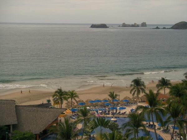 playas ixtapa zihuatanejo