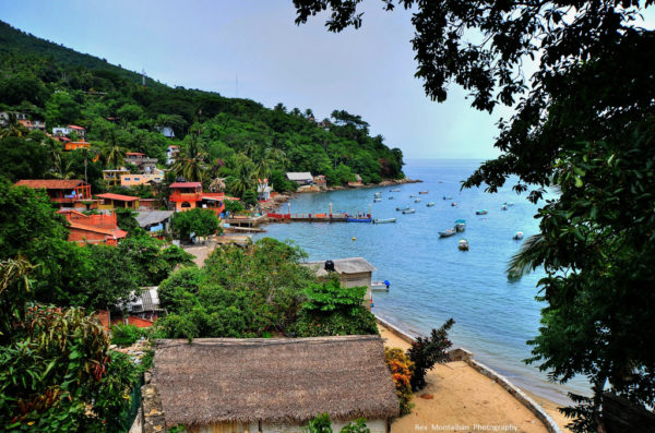 playas yelapa mexico