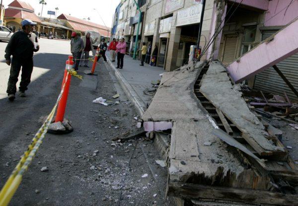 Esto es lo que tienes que hacer en caso de terremoto