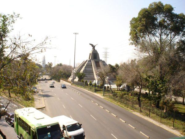 antecedentes Monumento a la Raza Ciudad de Mexico DF