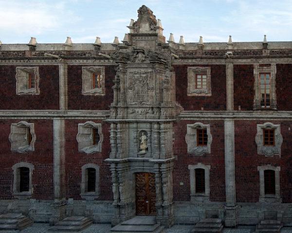antiguo colegio de san ildefonso ciudad de méxico d.f