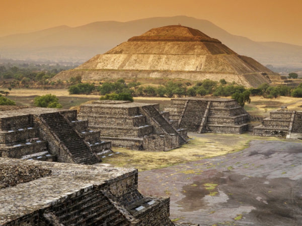 Arqueólogos descubren un centro cósmico en Teotihuacán