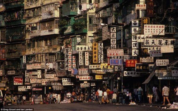 ciudad amurallada de kowloon