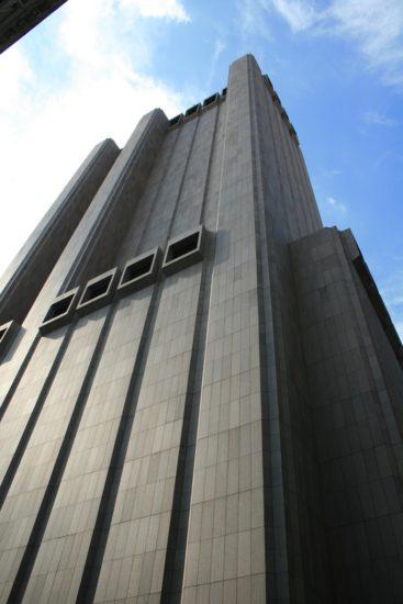 El rascacielos sin ventanas de Nueva York