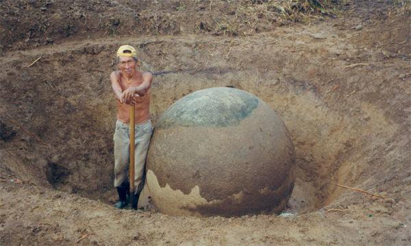 esferas de piedra de costa rica ubicacion