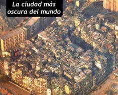 La increíble ciudad amurallada de Kowloon