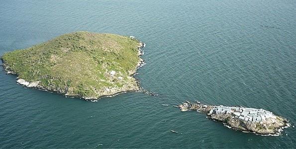 isla de pescadores de migingo en africa
