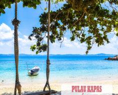 Pulau Kapas, un paraíso playero en Malasia, Asia