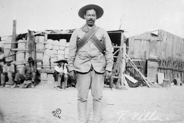 El rastro de Pancho Villa en la Ciudad de México