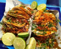 PROFECO sancionará a las Taquerías que no sirvan tacos con doble tortilla y con limones con mucho jugo