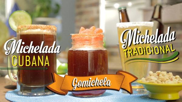 Aprende a hacer micheladas, cubanas, clamacheves y otros coctéles cheleros