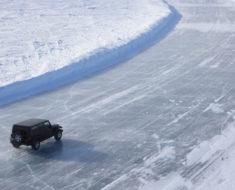 carretera helada a tuktoyaktuk canada