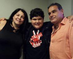 Christopher Rivera de La Voz Kids promueve campaña para detener el bullying