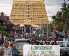 El enigmatico y prohibido templo de Padmanabhaswamy en la India