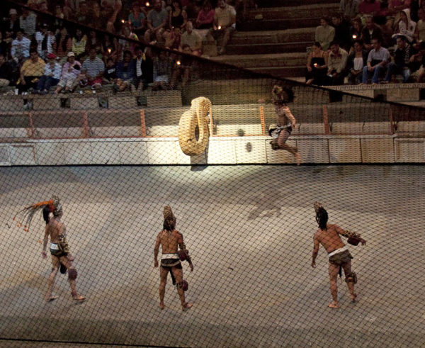 Ulama: un juego prehispánico con mucha historia