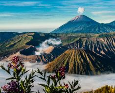 Monte Bromo: El Volcán Hambriento y uno de los más activos del mundo