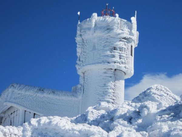 mount washington peor clima del mundo