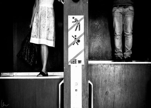 Paternóster, el ascensor que nunca se detiene
