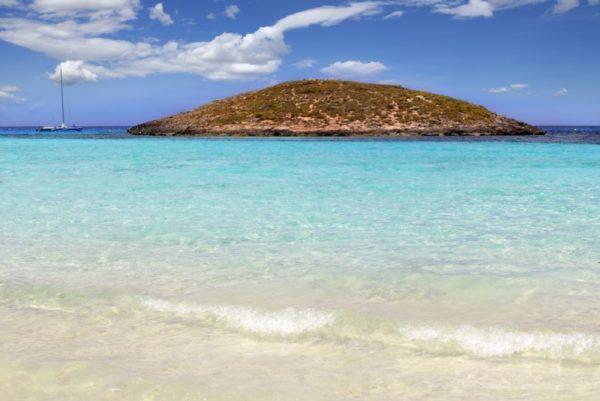 playa de ses illetes formentera mallorca