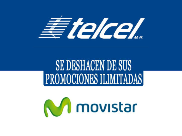 Telcel y Movistar se deshacen de sus promociones ilimitadas