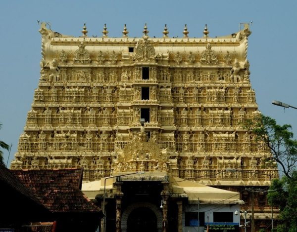 el tesoro del templo sri padmanabhaswamy