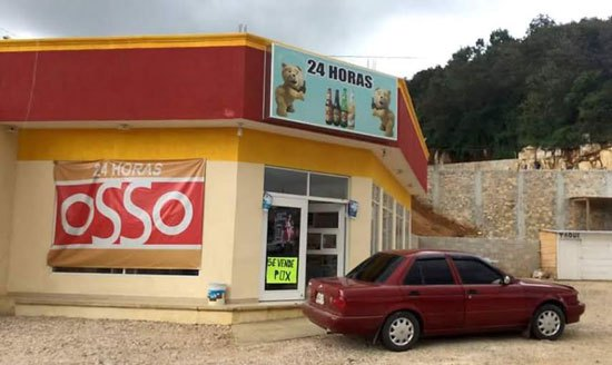 Tienda OSSO San Juan Chamula Chiapas