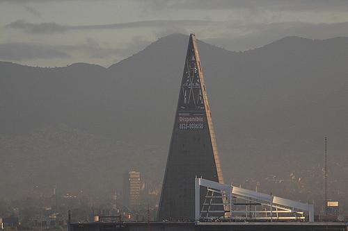 torre banobras tlatelolco