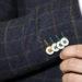 utilidad botones de las mangas de las chaquetas