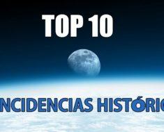 10 coincidencias históricas que te dejarán perplejo