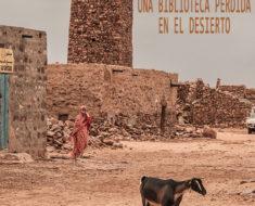 biblioteca perdida en el desierto chinguetti mauritania