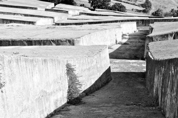 Cretto di Burri, un increíble laberinto siciliano en Gibellina