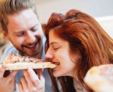 Dime como comes tu pizza y te diré quién eres