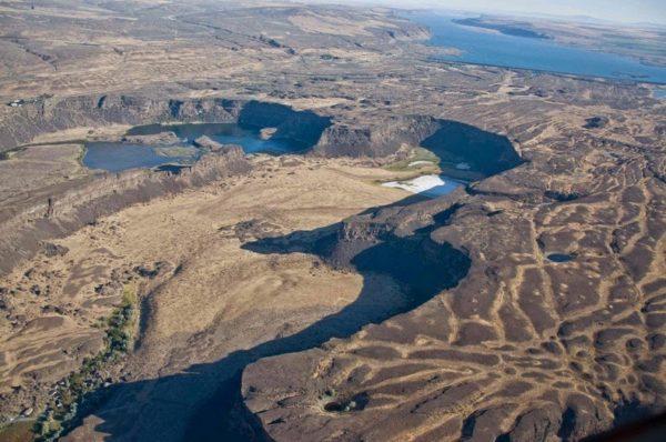 Dry Falls, las cataratas más antiguas del mundo