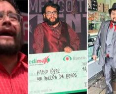 El ganador de 'México tiene talento' perdió su millón de pesos