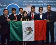 Estudiante mexicano gana medalla de bronce en olimpiada de Química