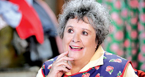 "Fallece Evita Muñoz ""Chachita"", la despedida a un ícono del cine"