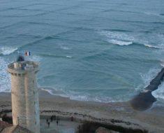 extrañas olas cuadradas