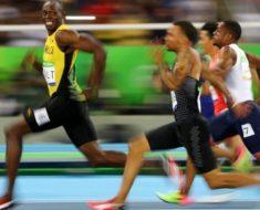 ¿Por qué está foto de Usain Bolt ganando su medalla en Río 2016 está causando tanto furor?