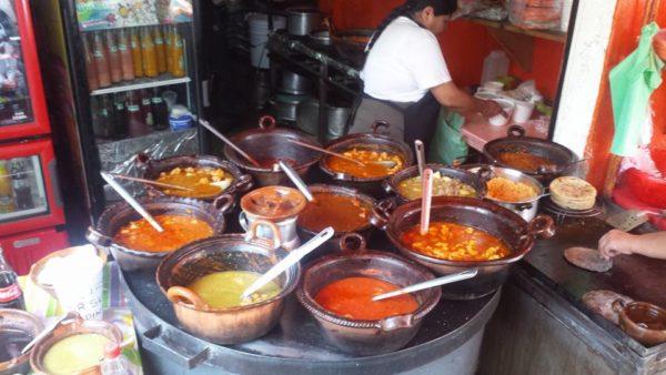 Hecho en la Obrera en la ciudad de México
