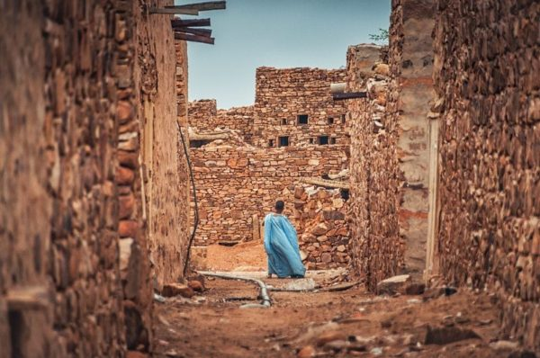 La Biblioteca Chinguetti en el corazón del desierto en Mauritania
