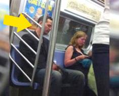 Mira el simple acto de bondad que el famoso Keanu Reeves hizo en el metro