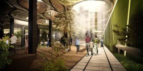primer parque subterraneo lowline nueva york