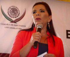 Secretaria general del PRI asegura que no permitirá agravios contra Peña Nieto