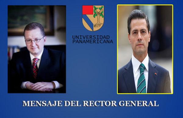 Universidad Panamericana comienza el proceso para anular el título de abogado de Peña Nieto